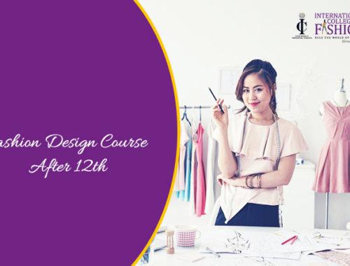 Bachelor of Fashion Design